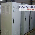 باتری شارژر صنعتی فرپو